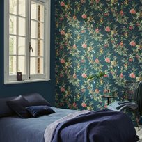 Pip Floris, Dark blue Tapet