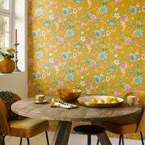 Pip Goodevening, Yellow Tapet