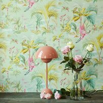 Pip Palm scenes, Green Tapet