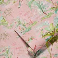 Pip Palm scenes, Pink Tapet