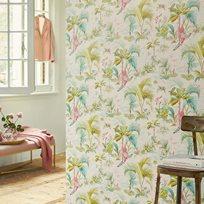 Pip Palm scenes, White Tapet