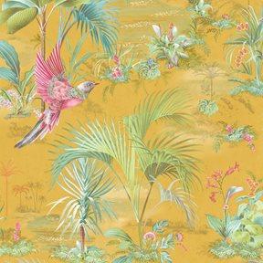 Pip Palm scenes, Yellow Tapet