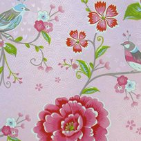Pip Birds in Paradise, Pink