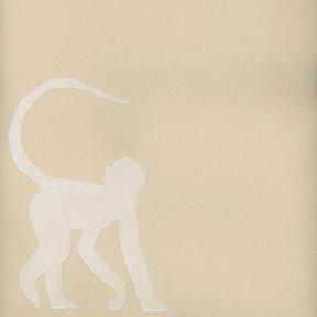 Andrew Martin Cheeky Monkey - Natural Tapet