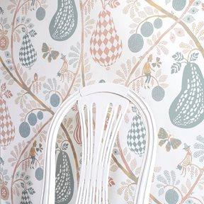 Littlephant Fruit Garden White Pastel