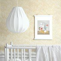Littlephant Medow Honey Yellow Tapet