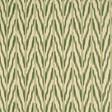 Helene Blanche Printed Ikat, Green Earth