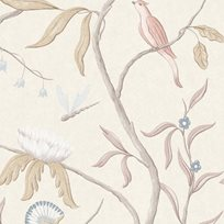 Lewis & Wood Adam´s Eden - Mother of Pearl Tapet
