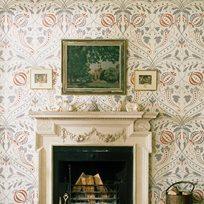 Lewis & Wood Chateau Sienna Tapet