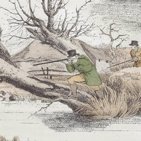 Lewis & Wood Alken Wildfowlers