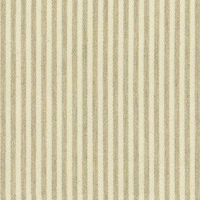 Ian Mankin Candy Stripe Cream Tyg