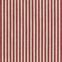 Ian Mankin Candy Stripe Peony