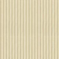 Ian Mankin Ticking Stripe 01 Cream Tyg