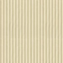 Ian Mankin Ticking Stripe 01 Cream