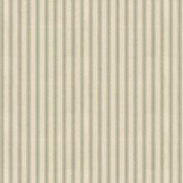 Ian Mankin Ticking Stripe 01 Grey Tyg