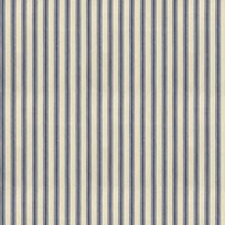 Ian Mankin Ticking Stripe 01 Indigo