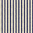 Ian Mankin Ticking Stripe 01 Navy