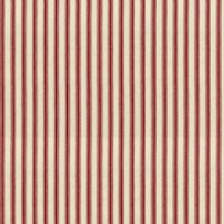 Ian Mankin Ticking Stripe 01 Peony