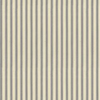 Ian Mankin Ticking Stripe 01 Silver