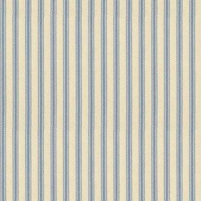 Ian Mankin Ticking Stripe 01 Sky