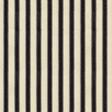 Ian Mankin Ticking Stripe 2 Black