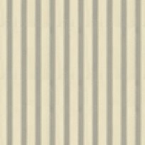 Ian Mankin Ticking Stripe 2 Grey