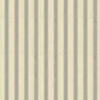 Ian Mankin Ticking Stripe 2 Grey