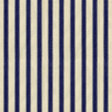 Ian Mankin Ticking Stripe 2 Navy