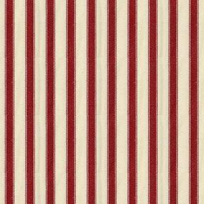 Ian Mankin Ticking Stripe 2 Peony