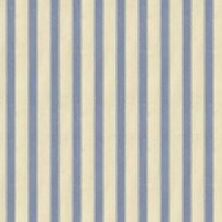 Ian Mankin Ticking Stripe 2 Sky