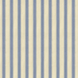 Ian Mankin Ticking Stripe 2 Sky Tyg