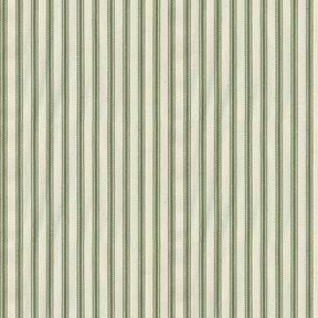 Ian Mankin Ticking Stripe 01 Sage