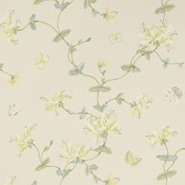 Colefax and Fowler Honeysuckle Garden Tapet