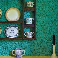 William Morris & co Bird & Anemone Tapet