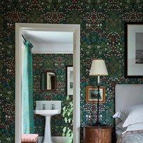 William Morris & co Blackthorn Autumn Tapet