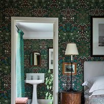 William Morris & co Blackthorn Autumn