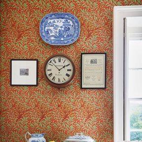 William Morris & co Willow Bough Tapet