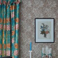 William Morris & co Chrysanthemum Tyg