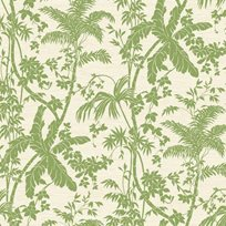 York Palm Shadow Tapet