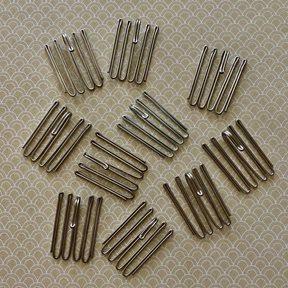 Gardin 4-fingerkrok, hög Tillbehör