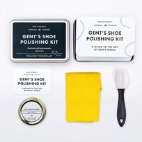 Gent´s Shoe Polishing Kit