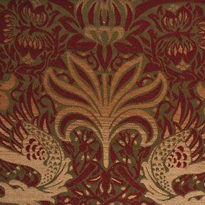 William Morris & co Peacock & Dragon