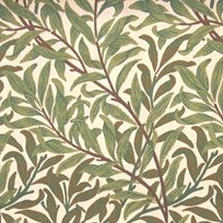 William Morris & co Willow Boughs Tyg