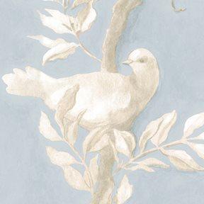 Lewis & Wood Doves, Summer Blue