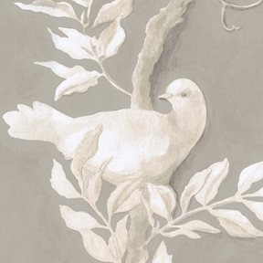 Lewis & Wood Doves, Topaz