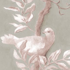 Lewis & Wood Doves, Flax