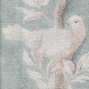 Lewis & Wood Doves Tyg