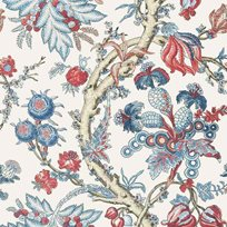 Thibaut Chatelain Blue And Red Tapet