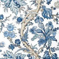 Thibaut Chatelain Blue and White Tapet