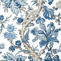 Thibaut Chatelain Blue and White